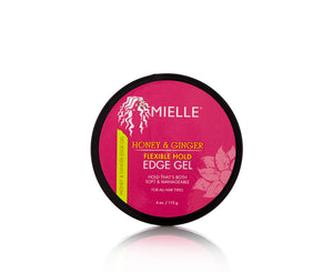 Mielle Organics Honey & Ginger Edge Gel 4oz