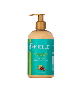 Mielle Organics Pomegranate & Honey Radiant Body Lotion 13 oz