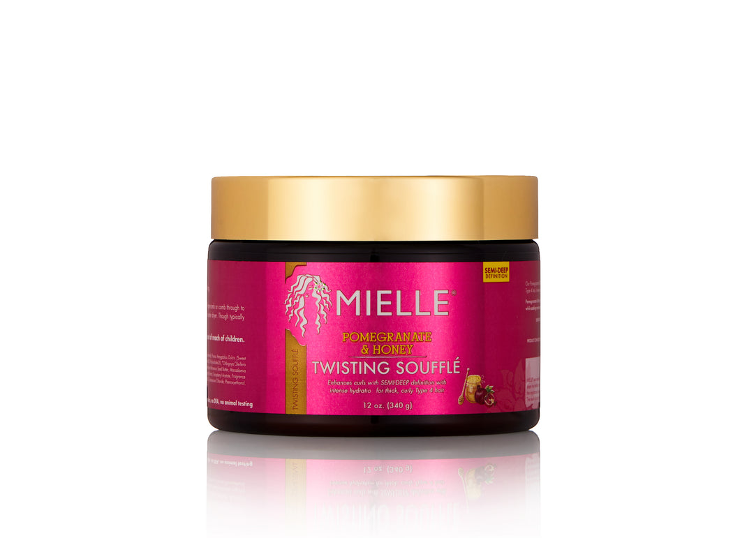 Mielle Organics Pomegranate & Honey Twisting Soufflé