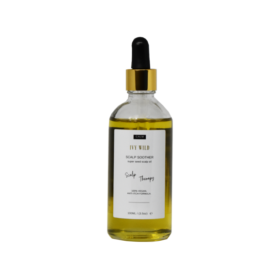 IVY WILD SCALP SOOTHER OIL