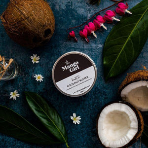 THE MANGO GIRL WHIPPED COCONUT BODY BUTTER 150ml