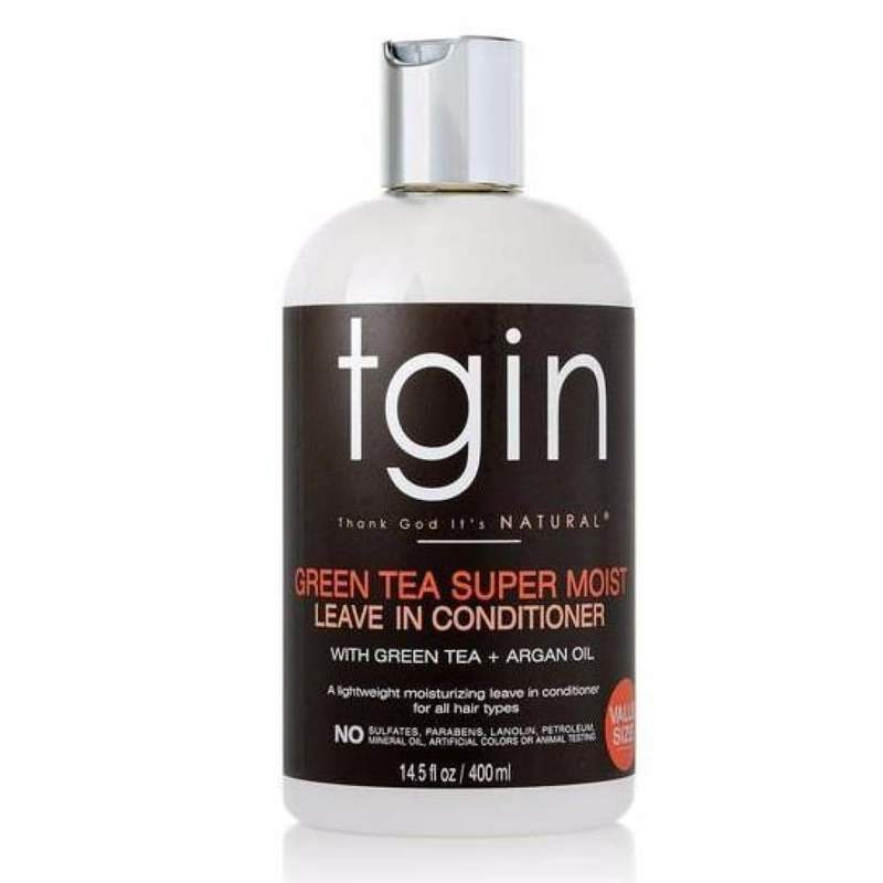 TGIN Green Tea Super Moist Leave In Conditioner 13oz
