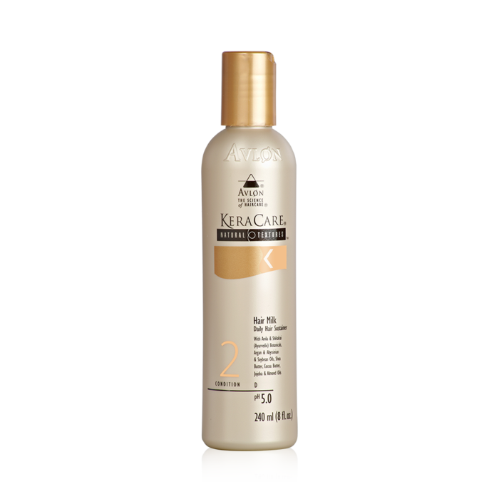 Keracare Natural Textures Hair Milk 8 floz