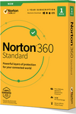 Norton 360 Standard 1 Device / 1 Year Europe Region