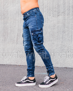 JEANS CARGO