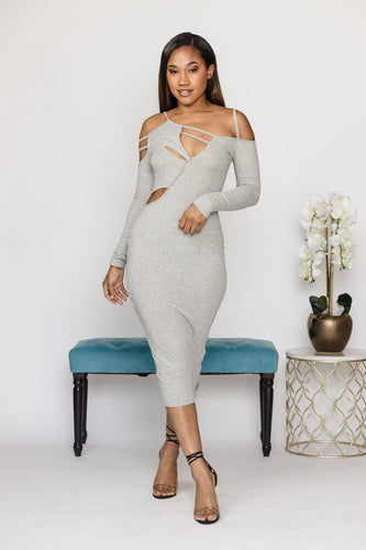Are You Ready For This Grey Dress