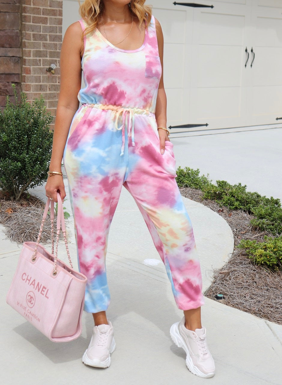 A Day In The Park Jumpsuit