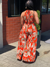 Load image into Gallery viewer, Vacay Vibes Jumpsuit