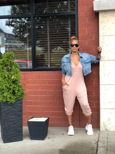 Peaches And Cream Jumpsuit