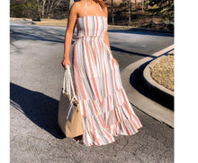 Load image into Gallery viewer, A Walk In The Park Maxi Dress