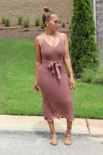 Jordy Knit Dress