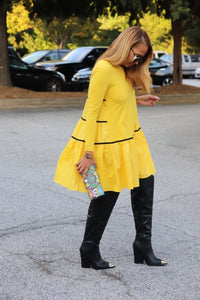 Ray Of Sunshine Dress