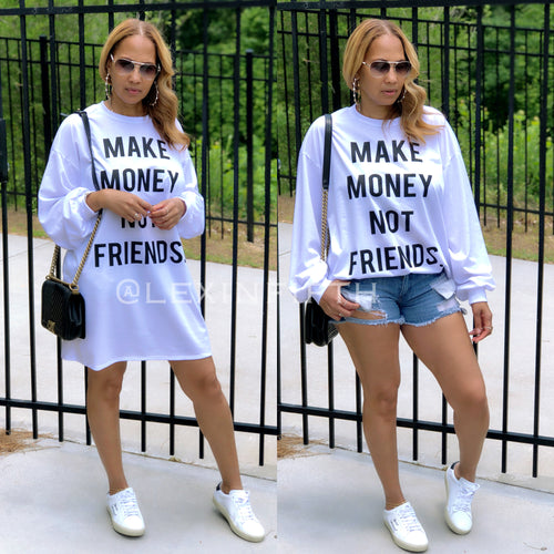 Make Money Tunic