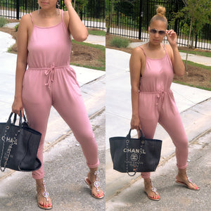 On The Move Jumpsuit