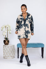 Load image into Gallery viewer, Show Some Legs Mini Dress - Taupe