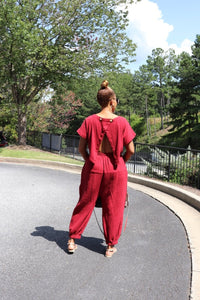 The Hills Berry Jumpsuit