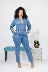 Zip It Shut Jumpsuit