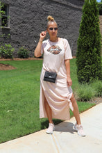 Load image into Gallery viewer, Blush Lips Maxi Dress