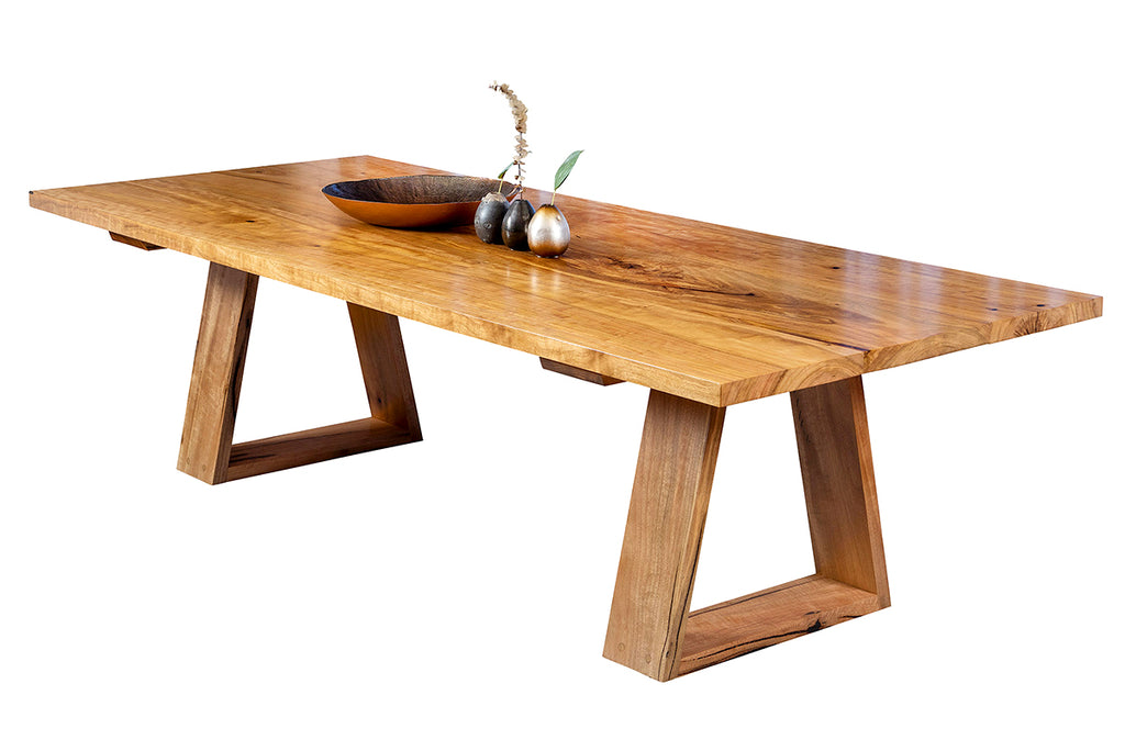 Bespoke Solid Timber Wood Dining Tables and Suites Marri Jarrah Perth WA