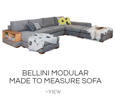 Bellini Modular Made to Measure Custom Size Fabric Upholstered Sofa Couch Nedlands Perth WA