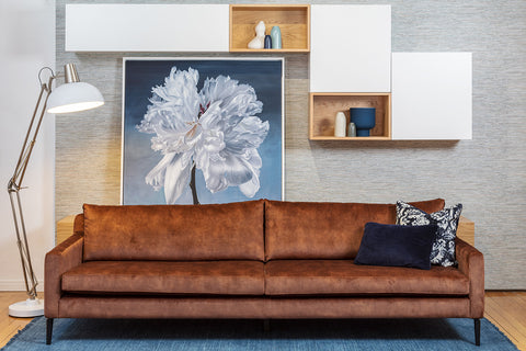 Angelo Bespoke Sofa Lounge.