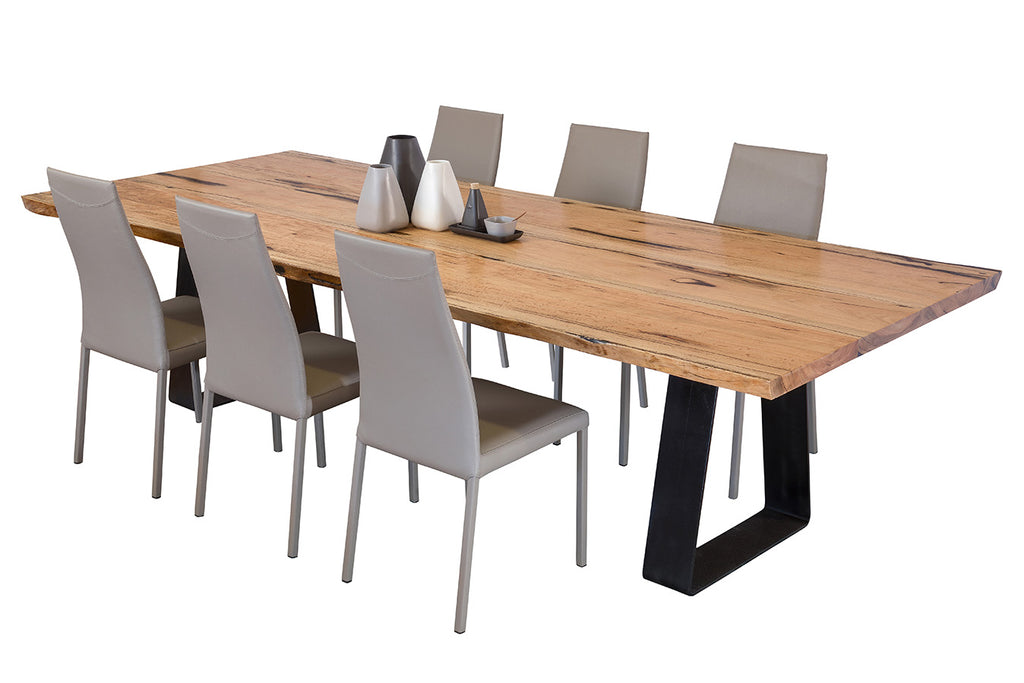Premium Slab Tables in Single Piece, 2 & 3 Piece Tabletops