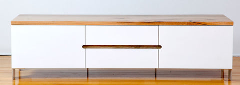 Marie Marri and Lacquer Custom WA Made Lowline TV Entertainment Unit
