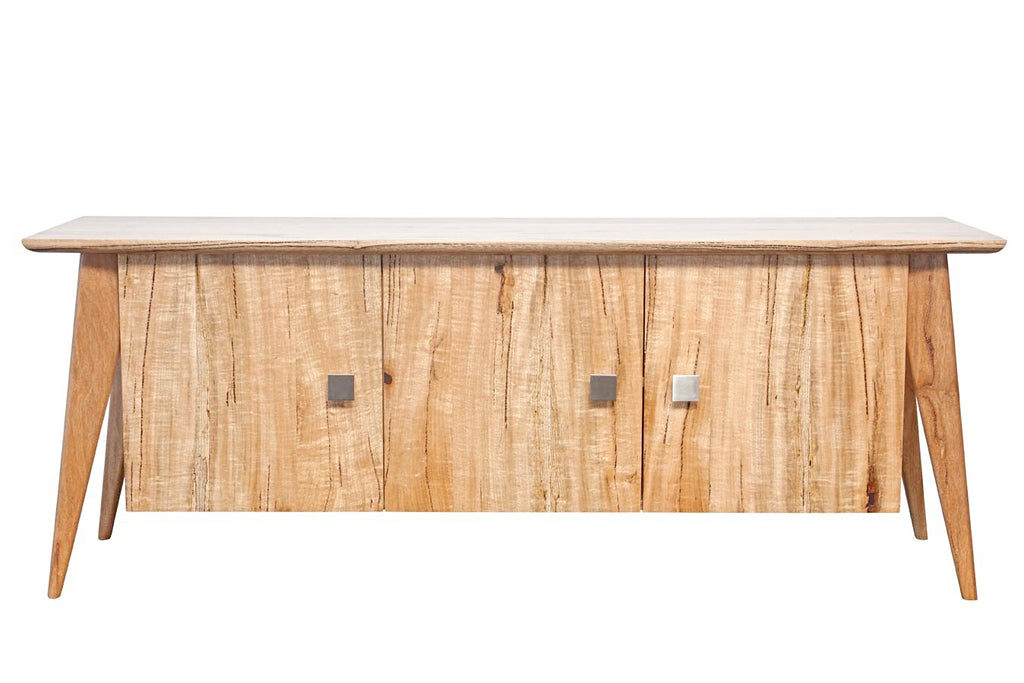 Dane Scandinavian Design Solid Marri Timber Dining Room Buffet, Perth, WA