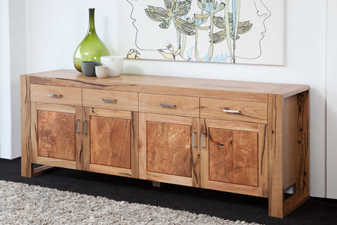 Riverside Solid Marri Timber Dining Buffet