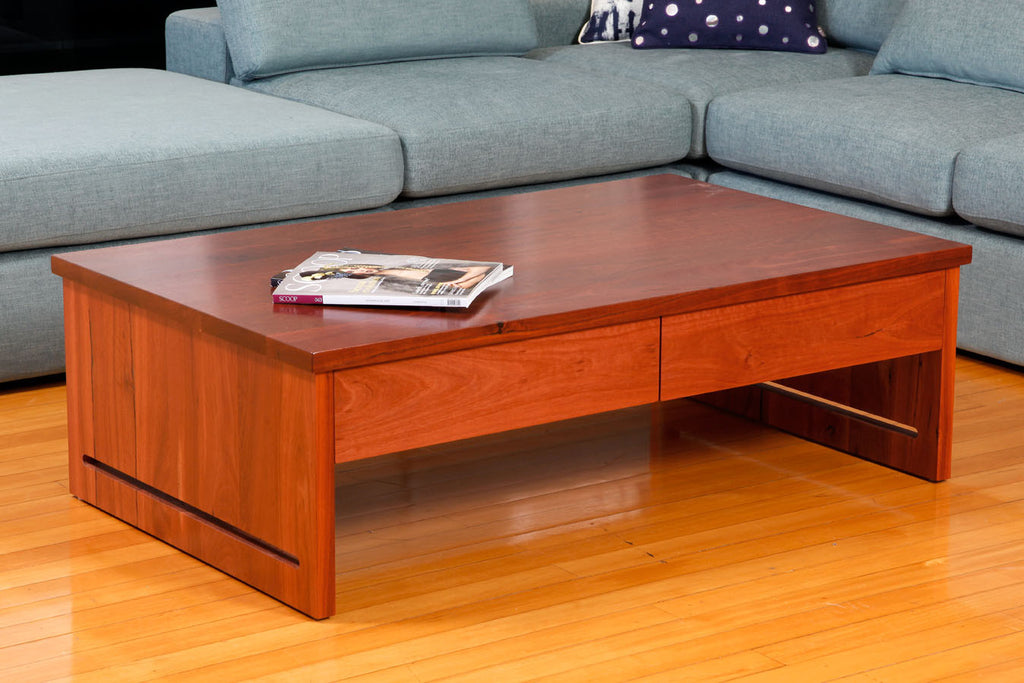 Dwellingup Solid Jarrah Timber Coffee Table, Nedlands, Perth, WA