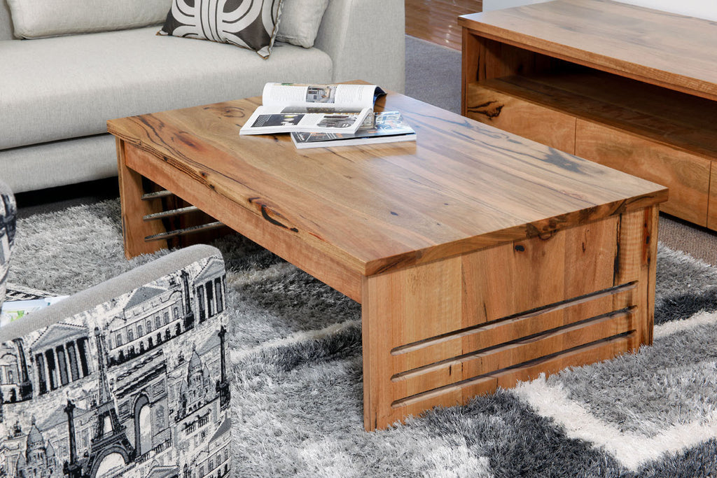 Dwellingup Solid Marri Timber Coffee Table, Nedlands, Perth, WA