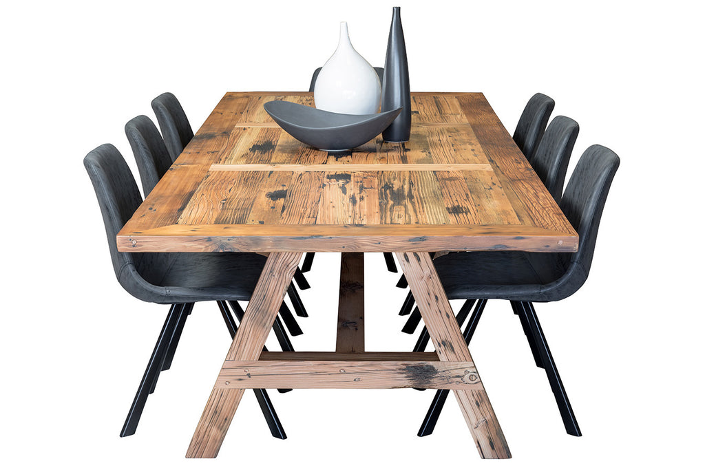 Market Dining Table - Recycled Oregon