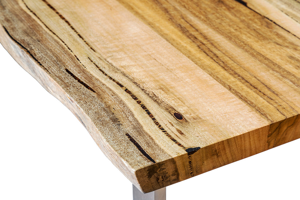 Mondo Desk (Natural Edge) - Marri/Jarrah
