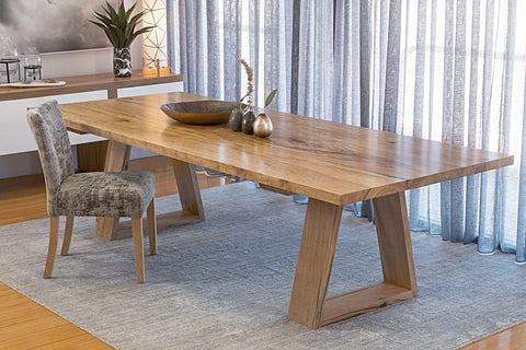 Premium Select Marri Slab Tables in Single Piece, 2 Piece, And 3 piece