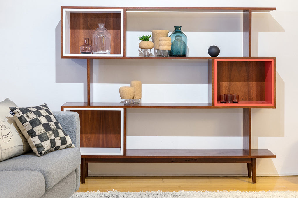 Byron Mid-Century Display Unit