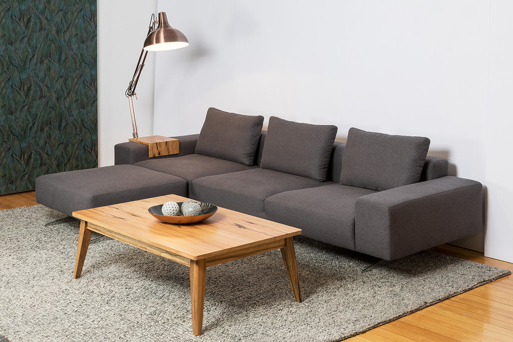 Oslo natural Marri Solid Timber Coffee Table