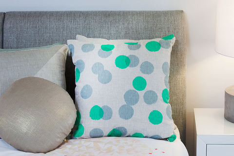 Contemporary Graphic Printed Throw Pillows Perth WA