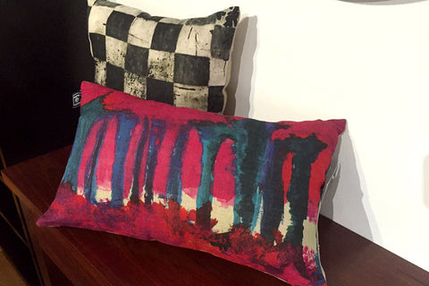 Contemporary Graphic & Photographic Printed Couch Cushions & Throw Pillows Perth WA