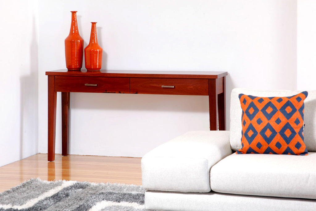 Jarrah Timber Occasional Hall Tables, Nedlands, Perth, WA