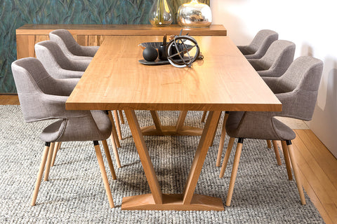 Lexcen WA Blackbutt Dining Table