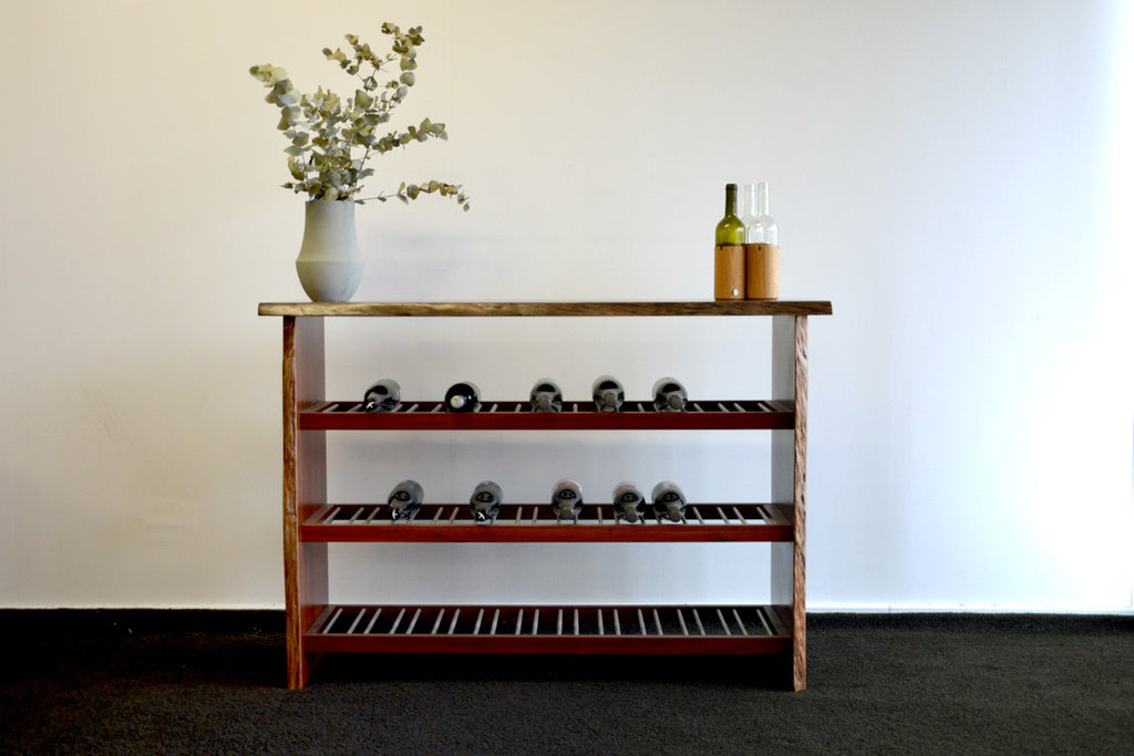 The Prevelly Natural Edge Wine Rack