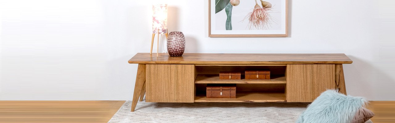 Mid Century Scandinavian Design Low Line Timber Furniture Nedlands Perth WA