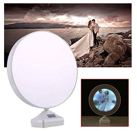 Personalized Luminous Glowing Photo LED Mirror