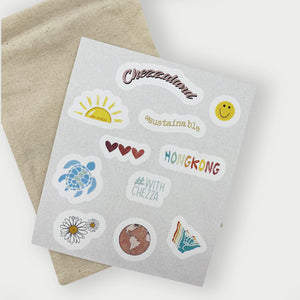Eco-Friendly Stickers