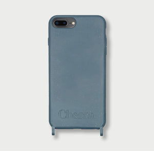 Biodegradable Case - Himalayan Blue (iPhone 7/8 Plus)