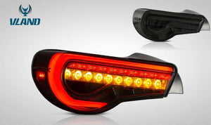 Vland Head light/ Tail Lights - GUMOTORSPORT