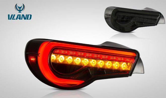 Vland Head light/ Tail Lights