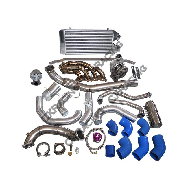 CXRacing Turbo Kit for 2001 - 2006 Honda Integra DC5/ Acura RSX with K20 Motor (Sidewinder Manifold)