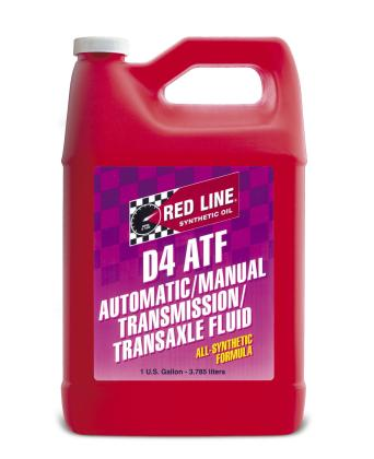 Red Line D4 ATF Gallon