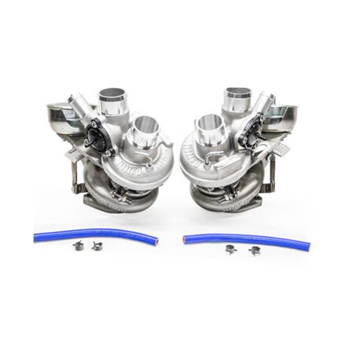 Garrett PowerMax Turbo Upgrade Kit 11-12 Ford F-150 3.5L EcoBoost - Right Turbocharger